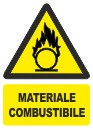 indicator materiale combustibile